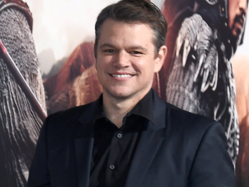 #ThankYouMattDamon Lights Up Twitter as Actor Is Relentlessly Mocked for 'The…
