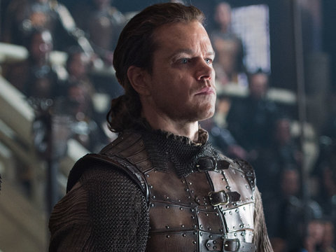 Matt Damon's 'Great Wall' Is a Monster Bomb With Critics: 5 Reasons to Wait for Netflix