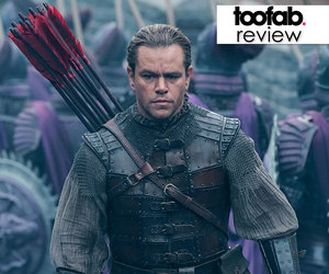 Matt Damon's Man Bun Is the Most Original Part of 'The Great Wall' Snoozapalooza: TooFab…