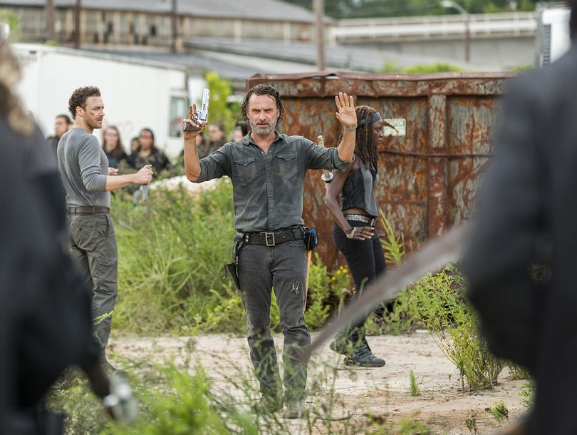 The Walking Dead: Josh McDermitt recaps 'New Best Friends'
