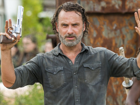 'The Walking Dead': All About That Reunion & 4 Burning Questions from 'New Best…