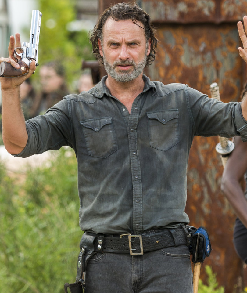 'The Walking Dead': All About That Reunion & 4 Burning Questions from 'New…