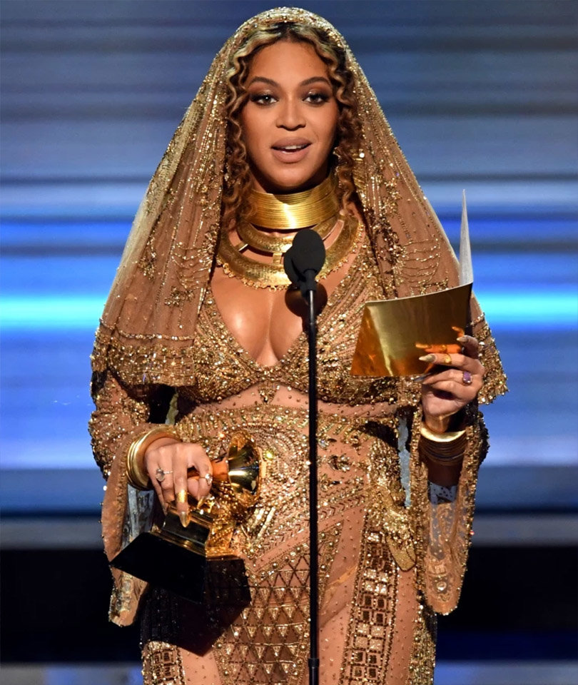 Beyoncé Shares Shocking and Cryptic Behind-the-Scenes Snap From the Grammys…