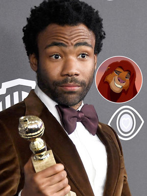 'Lion King' Remake Casts Donald Glover and James Earl Jones as Simba and Mufasa
