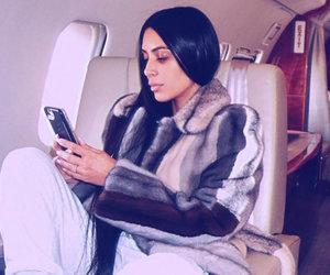 Kim Kardashian Debuts Drastic New 'Do for 2017 (Photos)