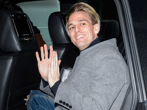 Aaron Carter Defends Alleged Racial Comments After On-Stage Attack