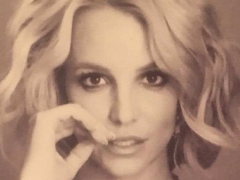 Britney Spears Goes Topless After 'Britney Ever After' (Photos)