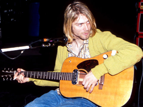 15 of Kurt Cobain's Most Inspiring Quotes, From Standing Up to Bigotry to Embracing…
