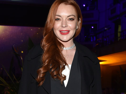 Lindsay Lohan Has New Series 'Nerd' in the Works (Exclusive Details)