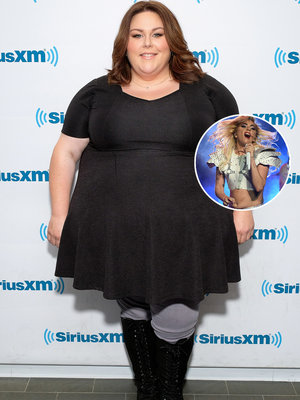 Why Lady Gaga Body Shamers Drove 'This Is Us' Star Chrissy Metz 'Bonkers' (Audio)