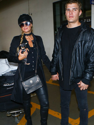 Paris Hilton Is Dating 'Leftovers' Star Chris Zylka And Has 'Never Been Happier' (Video)
