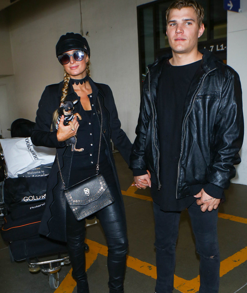 Paris Hilton Is Dating 'Leftovers' Star Chris Zylka And Has 'Never Been…