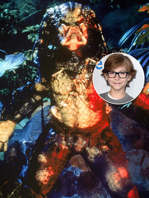 First Look at 'The Predator' Cast Revealed -- What's Up, Jacob Tremblay? (Photos)