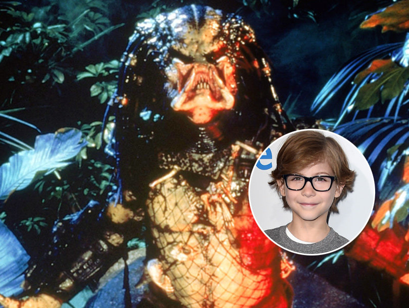 First Look at 'The Predator' Cast Revealed -- What's Up, Jacob Tremblay?…