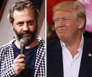 Judd Apatow's Rape Joke Sparks Outrage From Trump Supporters
