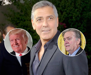 George Clooney Rips 'Failed Screenwriter' Steve Bannon, Donald Trump as…