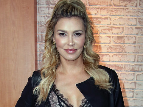 'RHOBH' Alum Brandi Glanville Lets Boyfriend Post Nude Shot on Instagram (Photos)