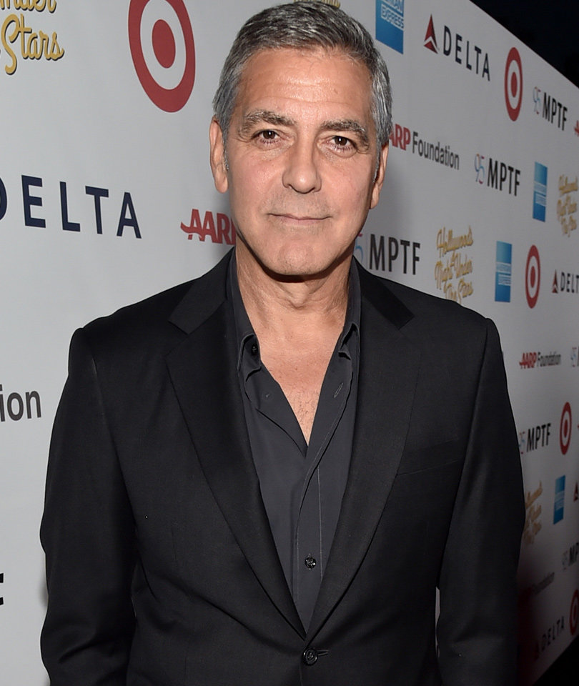 George Clooney's Friends Think It's Hilarious He's Having Kids at 56