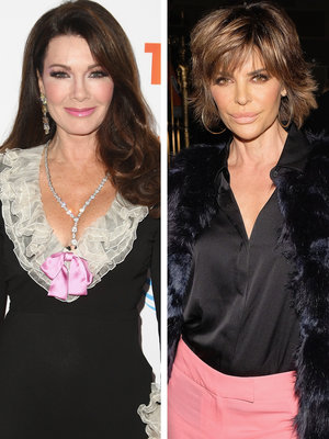'RHOBH' Lisa Rinna vs. Eden Sassoon - Lisa Vanderpump Reveals What You Didn't See on TV…