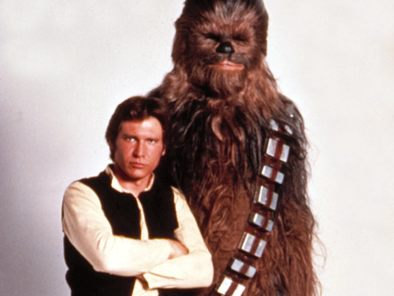 Disney Gives 'Star Wars' Fans First Look at Young Chewbacca in Han Solo Spinoff (Photo)