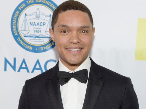 Trevor Noah on 'Fake News' And Why Trump Doesn't Have 'the Balls' to Come on 'Daily Show'