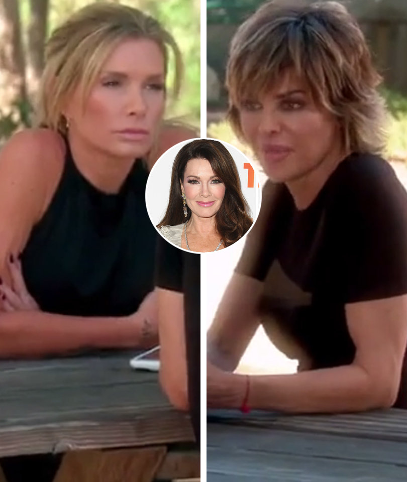 'RHOBH' Lisa Rinna vs. Eden Sassoon - Lisa Vanderpump Reveals What You Didn't…