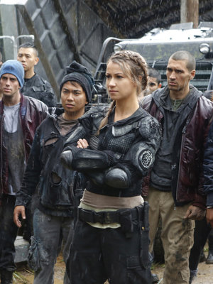 'The 100' Star Chelsey Reist Teases Black Rain Episode and What's Next for 'Marper'