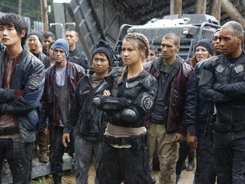 'The 100' Star Chelsey Reist Teases Black Rain Episode and What's Next for 'Marper'