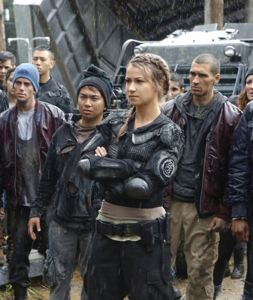 'The 100' Star Chelsey Reist Teases Black Rain Episode and What's Next for…