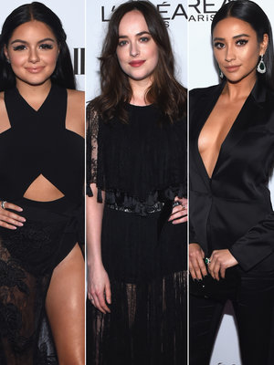 What's Ariel Winter Wearing? See More from Inside Vanity Fair Young Hollywood Bash…