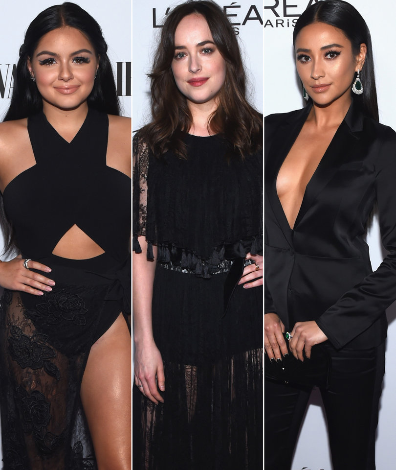 What's Ariel Winter Wearing? See More from Inside Vanity Fair Young Hollywood…