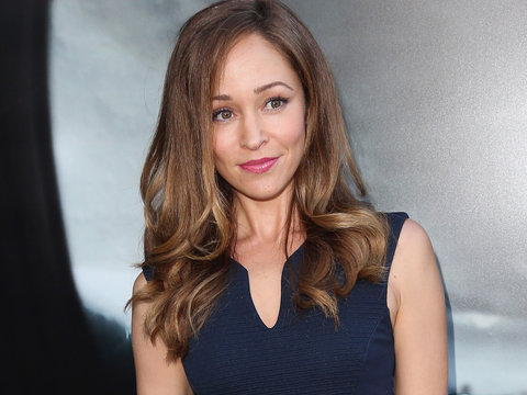 Why 'The Arrangement' Star Autumn Reeser Is Having Fun Playing 'Big Belly' Pregnant 'Ball…