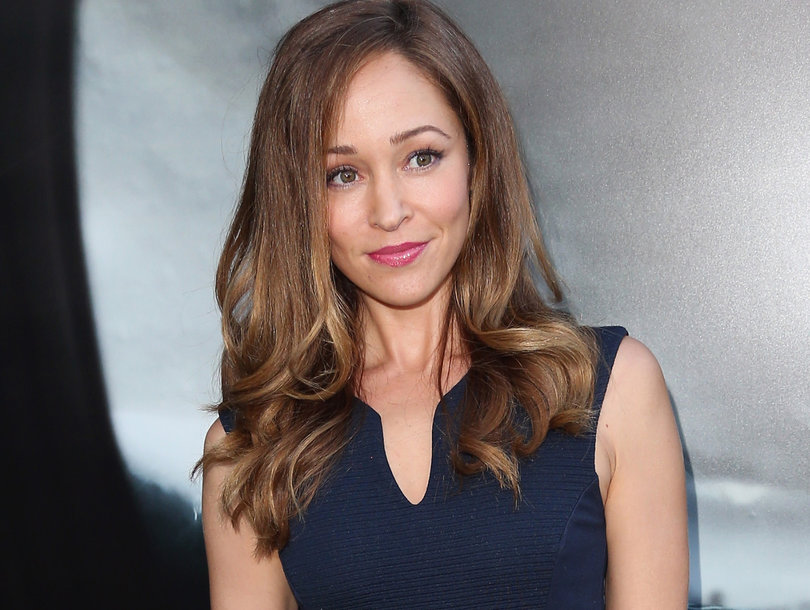 Why 'The Arrangement' Star Autumn Reeser Is Having Fun Playing A 'Big Belly' Pregnant 'Ball Buster' (Exclusive)