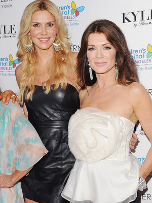 What Lisa Vanderpump Thinks About Brandi Glanville and That Stinky Joanna Krupa Lawsuit…
