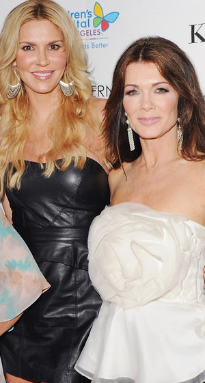 What Lisa Vanderpump Thinks About Brandi Glanville and That Stinky Joanna Krupa Lawsuit (Audio)