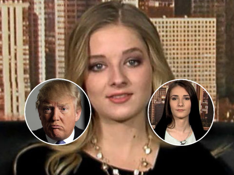 Why Jackie Evancho Is 'Disappointed' With Trump