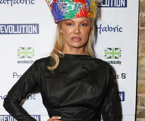 Pamela Anderson's New Cause