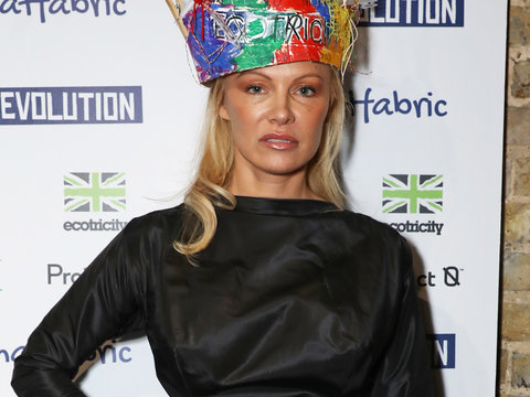 Pamela Anderson's New Cause Is Advocating for Men Falsely Accused of Rape