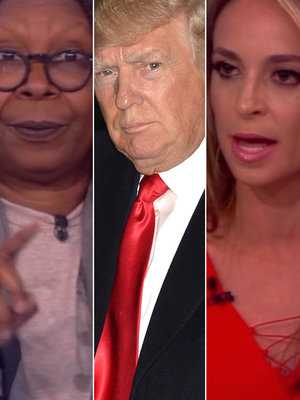 Whoopi and 'The View' Ladies Are Livid at Trump for Rolling Back Transgender Student…