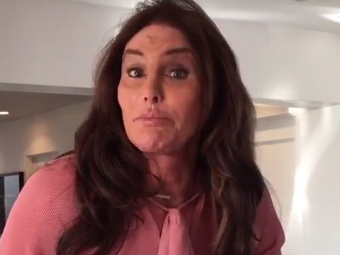 Caitlyn Jenner Calls Trump's Transgender Protection Rollback a 'Disaster' (Video)