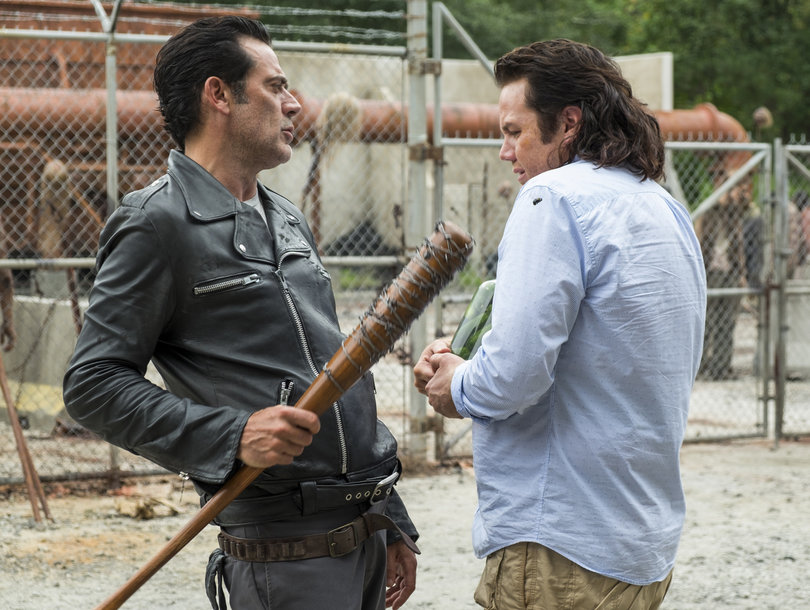 Did [Spoiler] Really Join Team Negan on 'The Walking Dead' & More Burning Questions