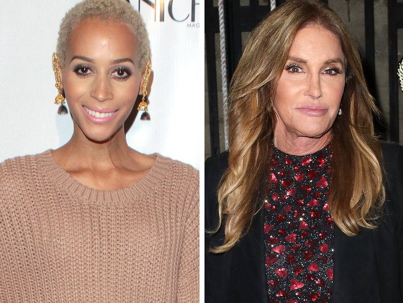 Trans 'ANTM' Star Isis King Rips Caitlyn Jenner Over Trump Video: 'We Don't Need You to Save Us'
