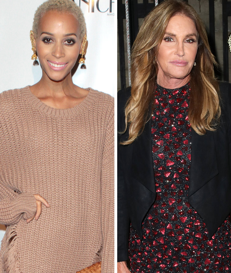 Trans 'ANTM' Star Rips Caitlyn Jenner Over Trump Video