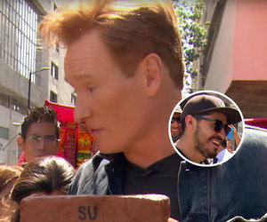 Conan Asks Mexican Citizens to Pay for Trump's Wall - Watch Their Priceless…