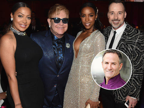 Elton John's Oscar Party Chef on What '60 Percent of the Guests Ordered,' Gordon Ramsay…