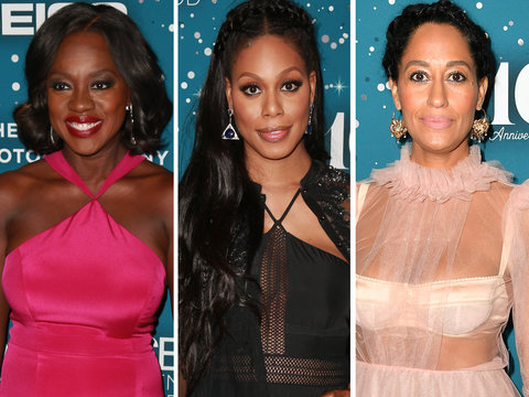 Red Carpet Fashion from Essence Black Women In Hollywood Awards (Photos)