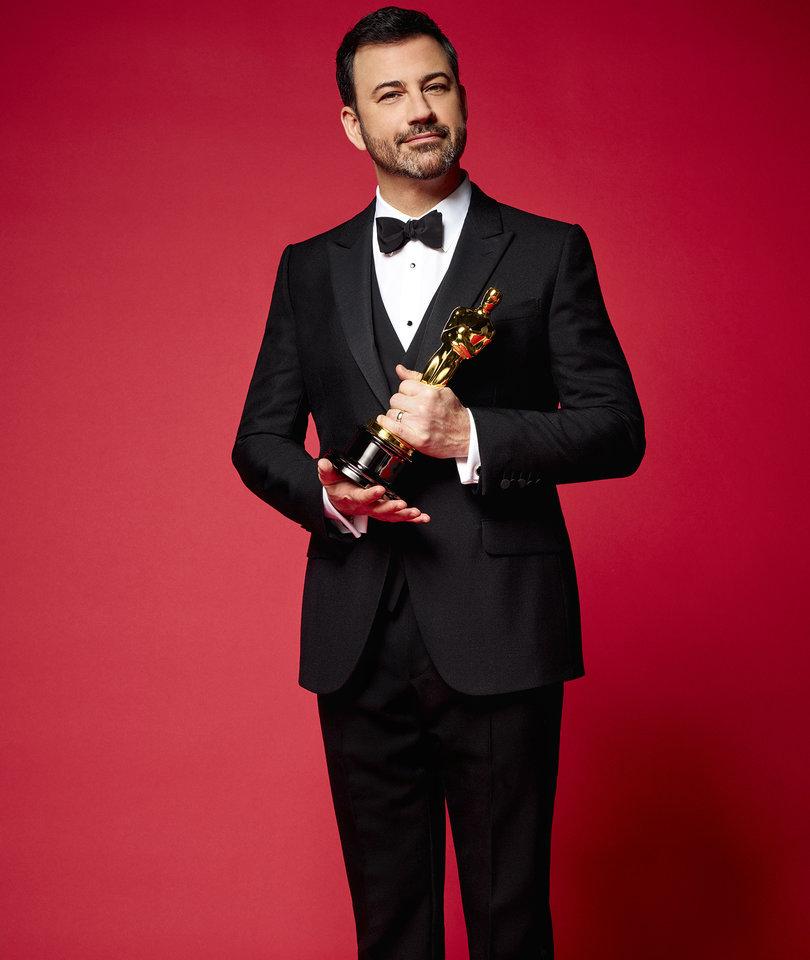 7 Oscars Secrets Spilled by Host Jimmy Kimmel -- So Far