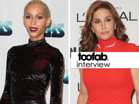 'ANTM' Trans Star Isis King Speaks Out After Caitlyn Jenner Phones About Scathing Open…