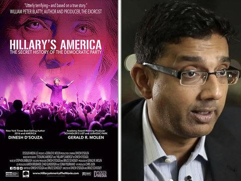 The Worst Movies of the Year: 'Hillary's America' Cleans House at Razzies 2017 (Complete List)
