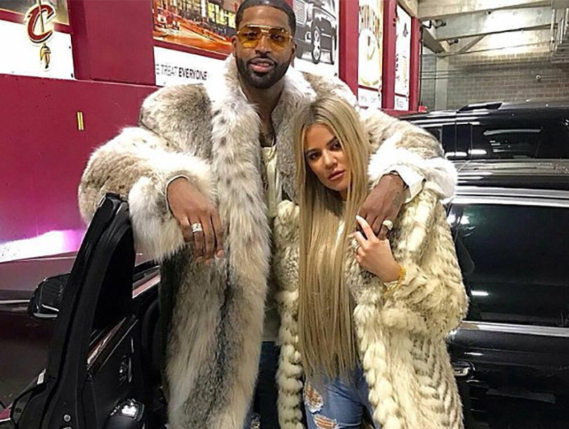 Khloe Kardashian Calls Tristan Thompson Her 'Love' While Flaunting Weight Loss…